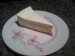 Cheesecake jinak