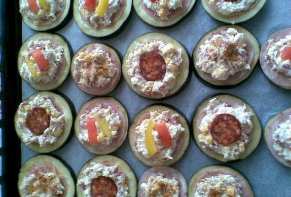 Lilkové koláčky