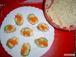 Celerová pomazánka s vejcem
