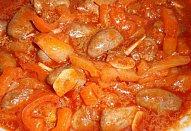 Papriková srdíčka