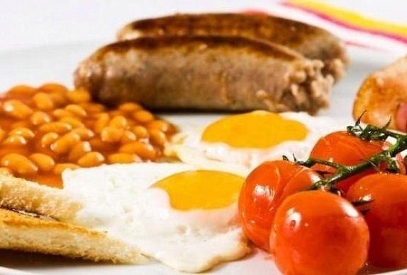 Anglická tradiční snídaně photo-0