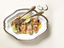Ryba na estragonu z Provence