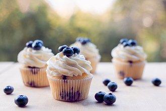 Recept na cupcakes – postup přípravy, suroviny a více variant receptu