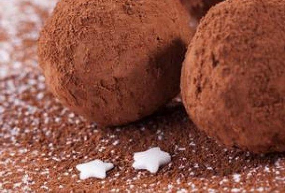 Ovesné kuličky s příchutí kakaa