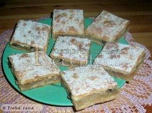 Báječný jablkový koláč