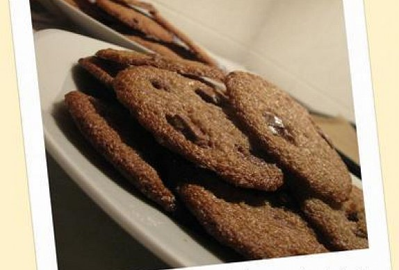 Sušenky 'Chocolate Chip Cookies'