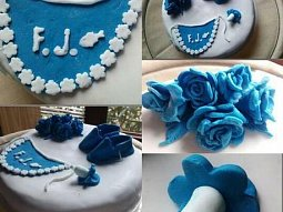 Luxusní dort