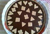 Linecký koláč  - co dům dal