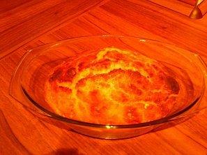 Hrníčkový chleba