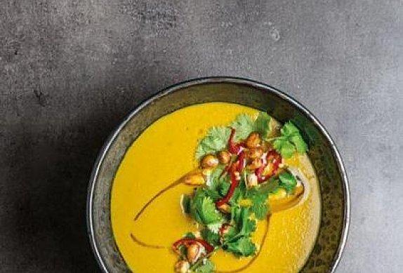 Krémová kukuřičná polévka
