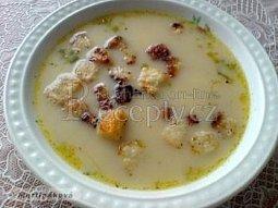 Sýrová polévka V.