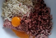 Ostravské karbanátky se sýrem