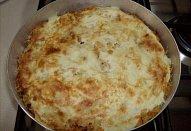 Mrkev s rýži, ricottou a rozmarýnem