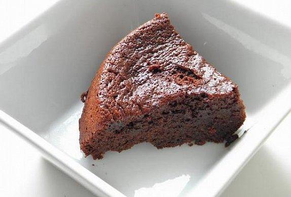 Čokoládové suflé bez lepku