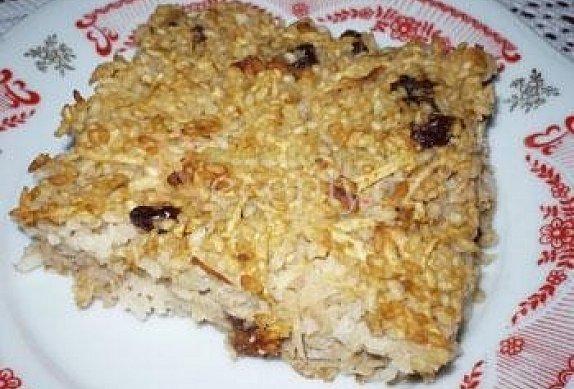 Kugel s rýží na sladko - židovská kuchyně