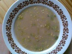 Rychlá kapustová polévka