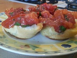 Bruschetta (Topinka)