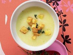Krémová kapustová polévka