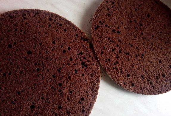 Kakaový korpus / bábovka z remosky