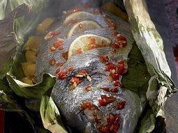 Ryba v balíčku
