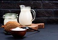 Smoothie s kokosovým mlékem