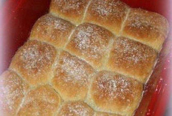 Buchty - těsto z domácí pekárny