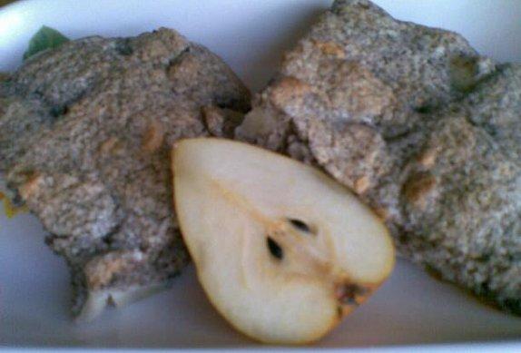 Ovoce pod makovou peřinou - koláč