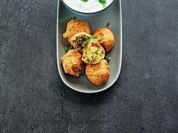 Kuličky bez masa  - Falafel