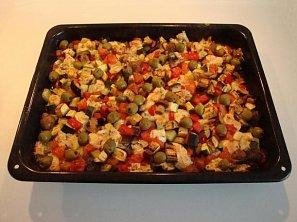 Pečená zelenina - výborná