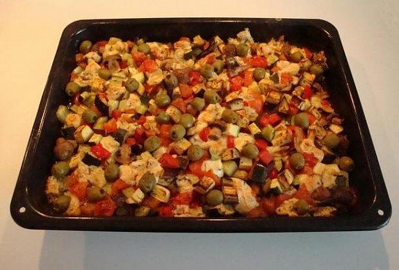 Pečená zelenina - výborná photo-0