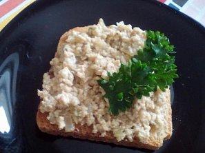 Drožďová pomazánka - Dědův recept