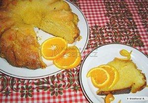 Pomerančová bábovka II.