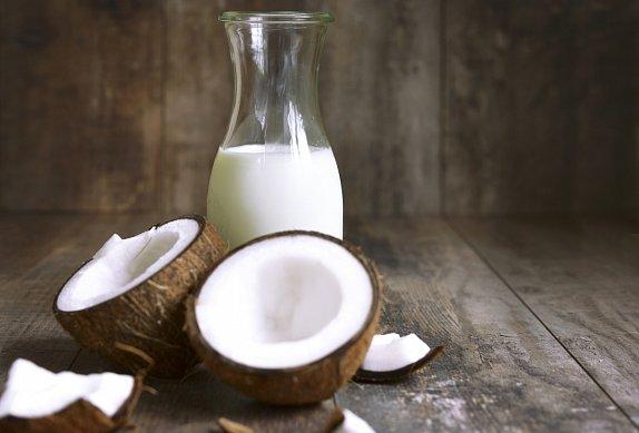 Růžičková kapusta v kokosové omáčce