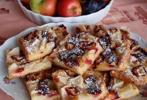 Jednoduchý ovocný koláč photo-0