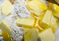 Vanilkové mini bábovky