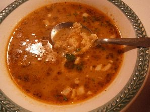 Dršťková polévka podle mojí babičky