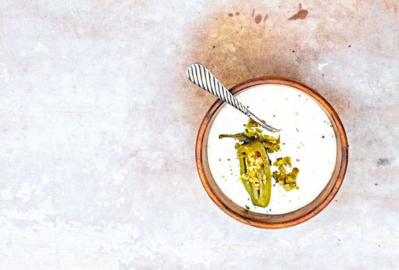 Jalapeňos majonéza
