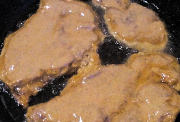 Sládkovy řízky (pivní těstíčko)