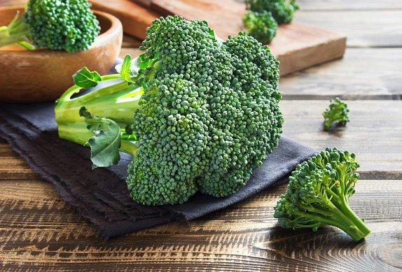 Nádivka s brokolicí (z remosky)
