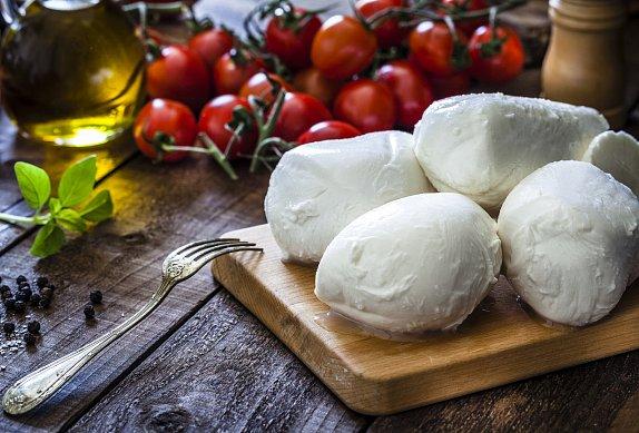 Těstoviny se sušenými rajčaty