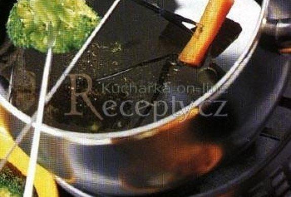 Zeleninové fondue photo-0
