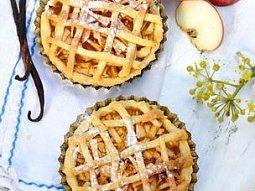 Mřížkové koláčky