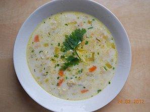 Norská rybí polévka