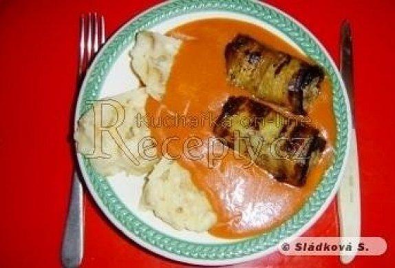 Kebab v baklažánech photo-0
