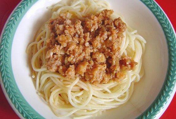 Boloňské špagety po anglicku photo-0