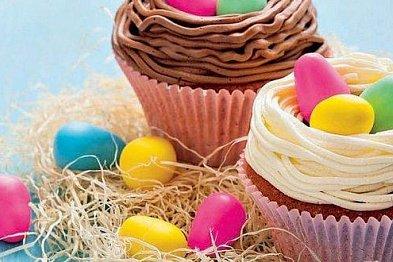 Pro velikonoční koledníky: Nejsladší cupcakes