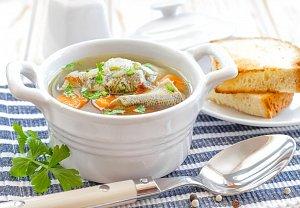 Rybí polévka podle Zdeňka Pohlreicha