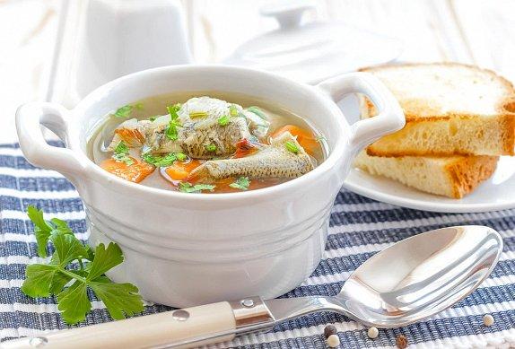 Rybí polévka podle Zdeňka Pohlreicha photo-0