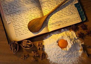 Vytvořte si svou kuchařku