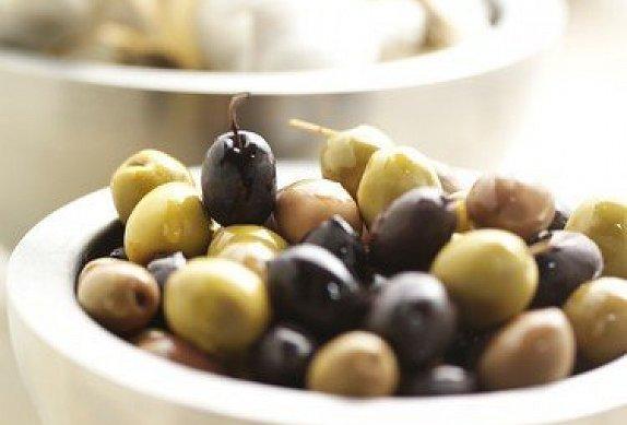Tuňáková pomazánka s olivami